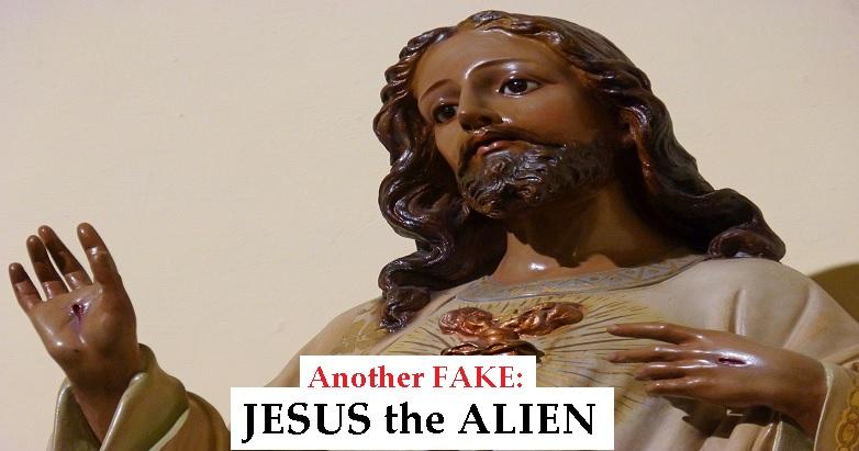 Jesus the Alien