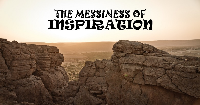 Inspiration is Messy!