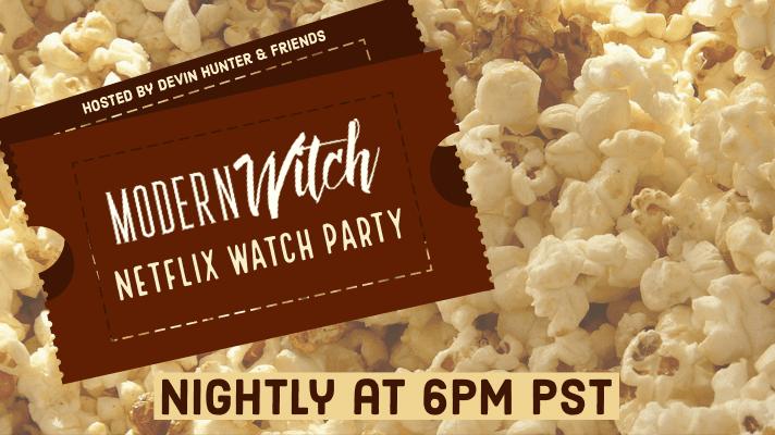 Современный Witch Netflix Смотреть расписание вечеринки thumbnail