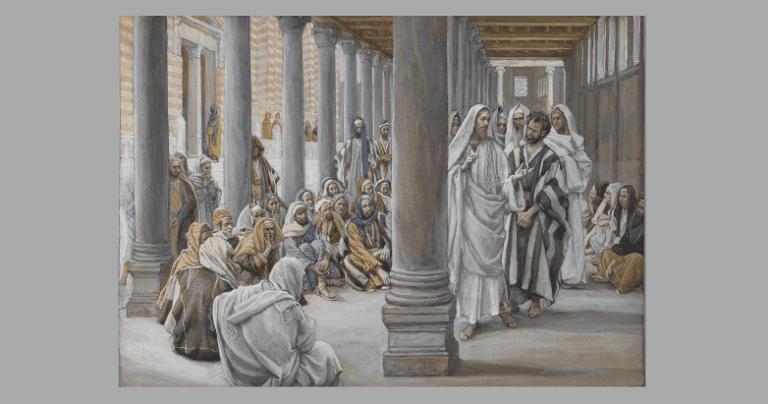 Jesus spoke of his being a shepherd.