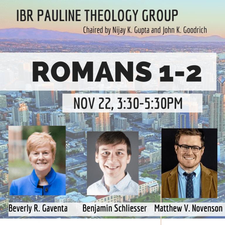 Romans 1-2
