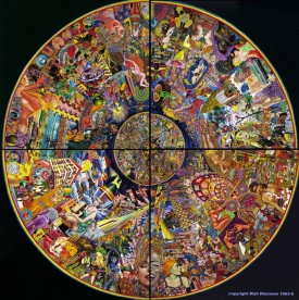 Art  by Mati Klarwein