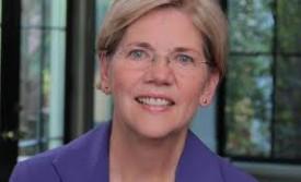 Elizabeth Warren birth chart
