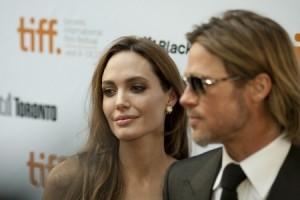 Brad Pitt Angelina Jolie married