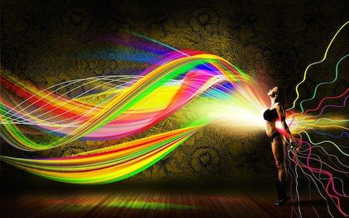 """Queen of Colors"" by Bagdadi"