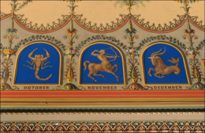 washington zodiac