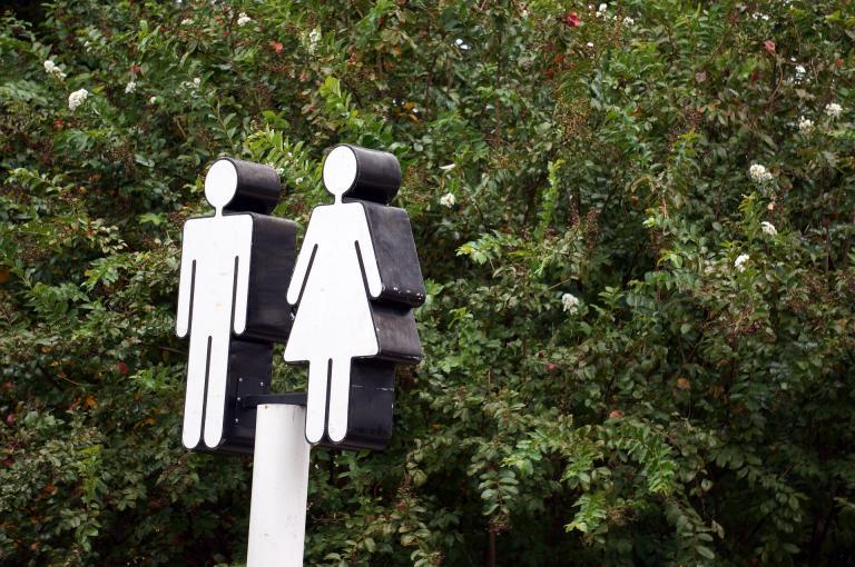 Transgender and gender nonconforming body shaming reinforces binary gender norms.