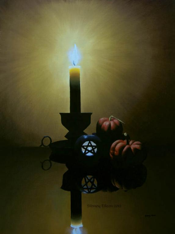 This Samhain I am standing with one hand on the past, and one hand on the future, while I balance in this moment of profound change and uncertainty.