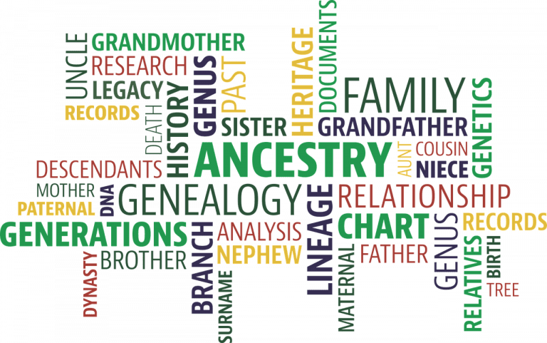 """<a href=""""https://pixabay.com/illustrations/word-cloud-search-ancestry-3331301/"""">Image</a> by <a href=""""https://pixabay.com/users/905513-905513/?utm_source=link-attribution&utm_medium=referral&utm_campaign=image&utm_content=3331301"""">Mary Pahlke</a> from <a href=""""https://pixabay.com/?utm_source=link-attribution&utm_medium=referral&utm_campaign=image&utm_content=3331301"""">Pixabay</a>"""