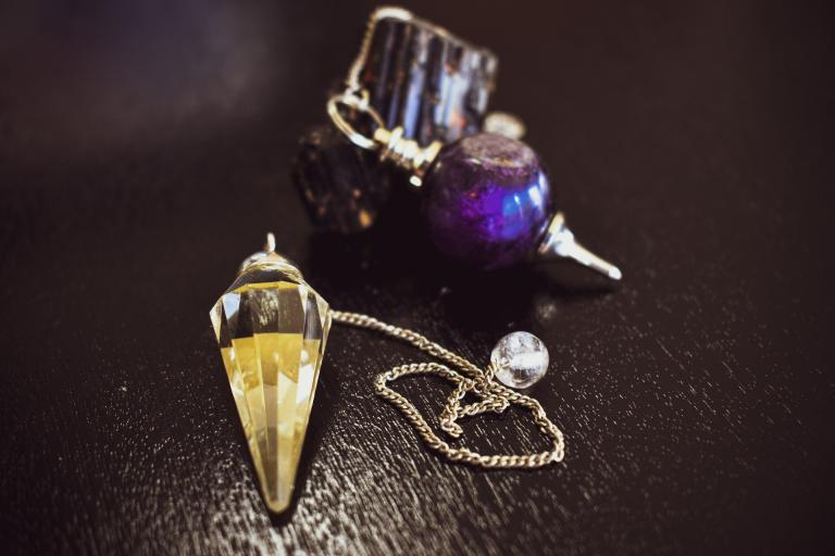 Pendulums are fantastic for yes-no-maybe answers, but not so good for telling you about influences and circumstances.