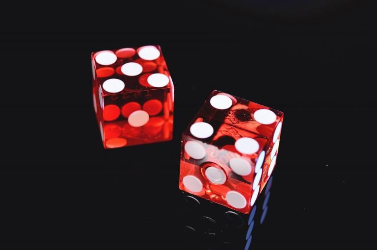 Professional gambling dice are made to extremely exacting standards.