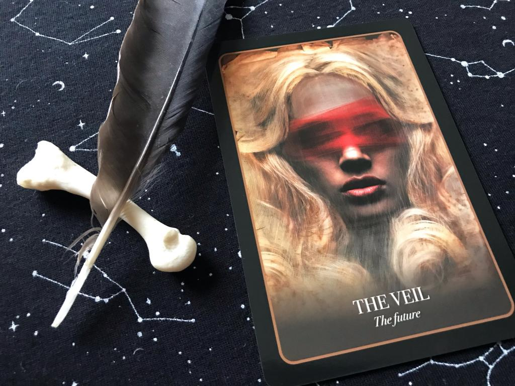 """The Veil,"" The Halloween Oracle"