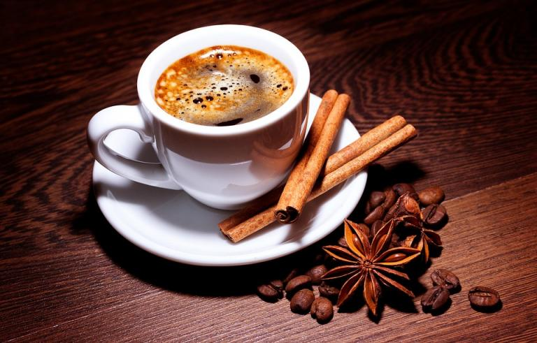 cinnamon coffee