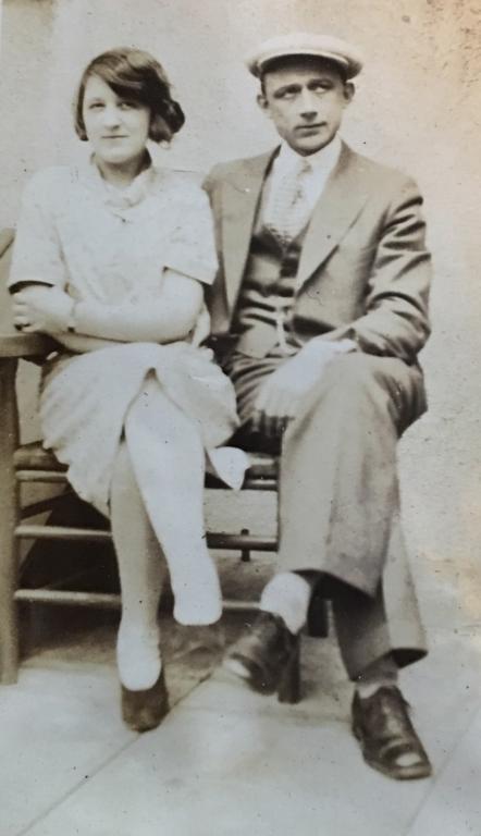 Margit and Svend