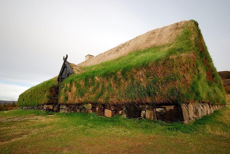 Iceland Viking Longhouse