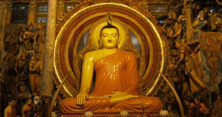 Three Levels of Buddhism