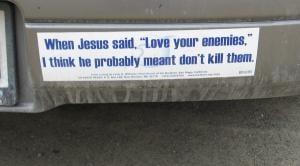 Jesus faith