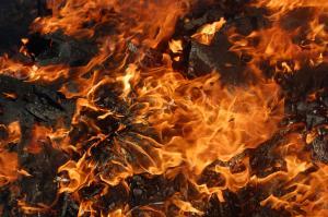 Fire in Green Ridge
