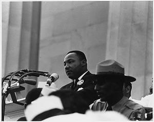 Martin Luther King Jr./Public Domain