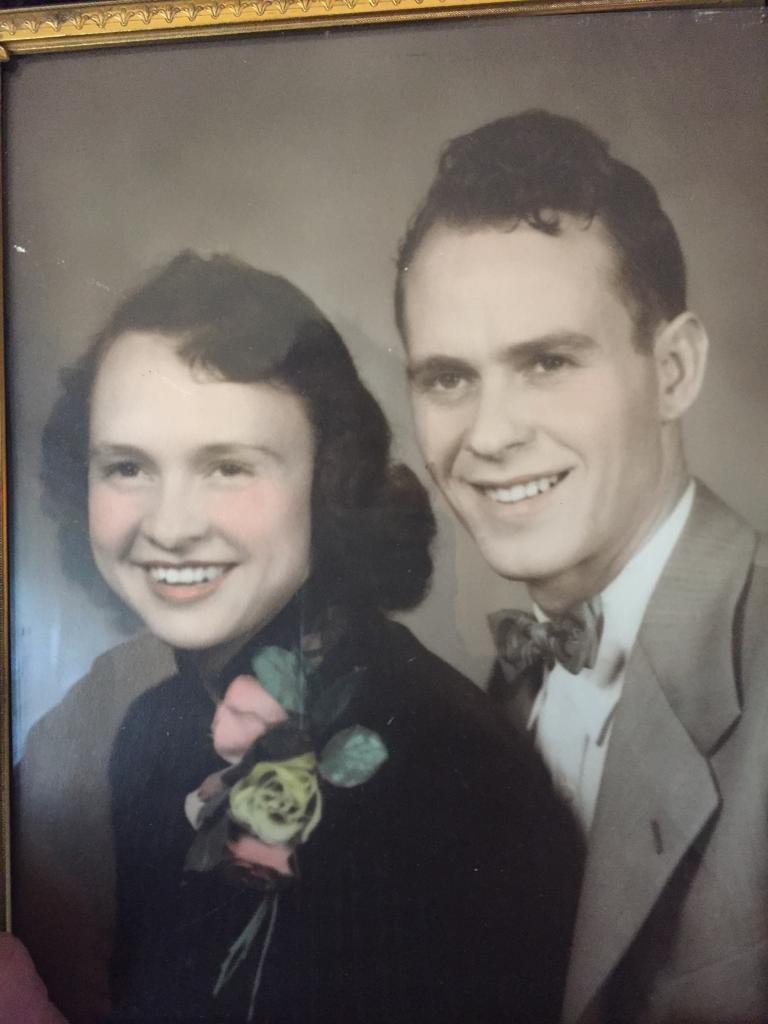 Author's Mom & Dad/ Family Photo Album