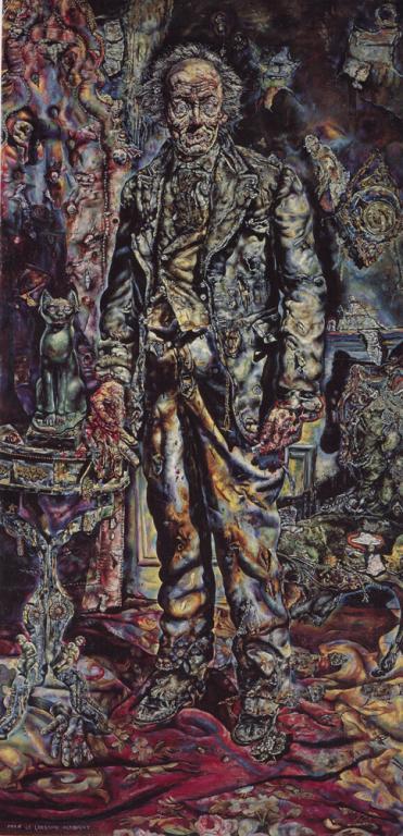 """Albright, """"The Portrait of Dorian Gray"""""""