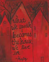 hafiz what we speak