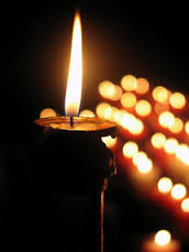 bright candle