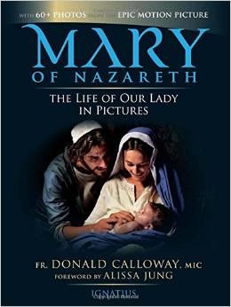 Mary of Nazareth - book cover