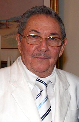 Cuban President Raul Castro By Agecom Bahia [CC BY 2.0 (http://creativecommons.org/licenses/by/2.0)], via Wikimedia Commons