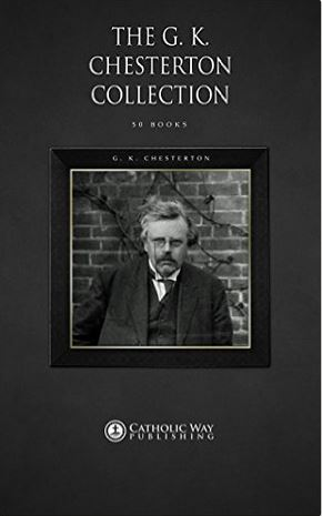 GK Chesterton Collection