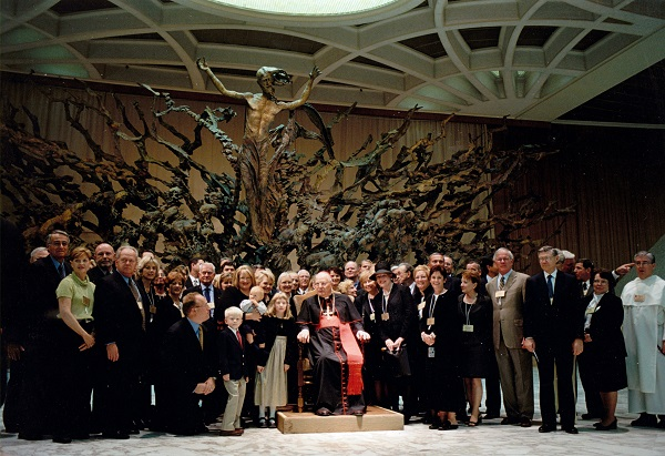 Vatican - Legatus in Paul VI Hall