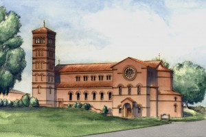 New Church at Our Lady of the Rosary, Greenville