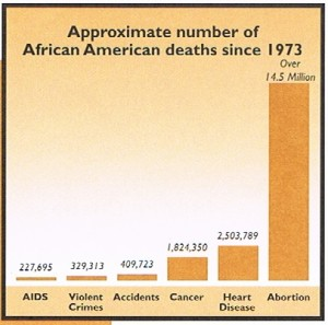 afro american abortion