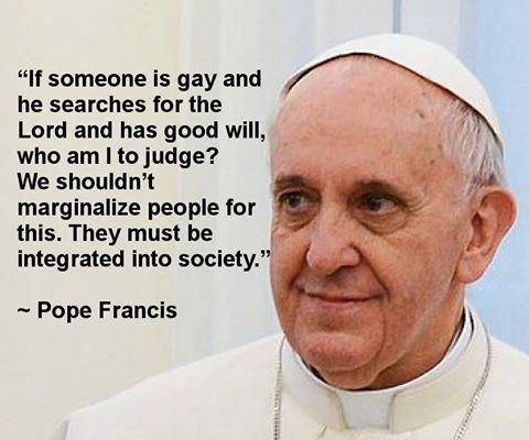 Who Am I To Judge Fr Dwight Longenecker
