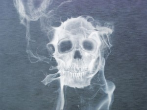 smoke of satan