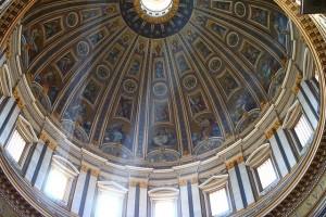 Tu es Petrus - The Dome of St Peter's
