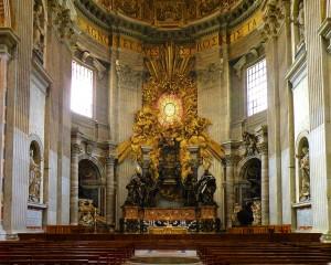 Bernini's Chair of Peter