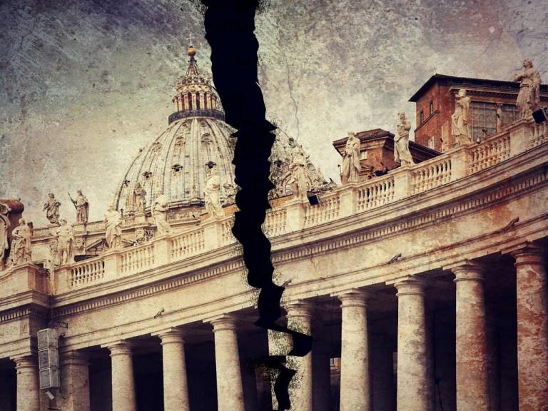 A Schism In The Catholic Church