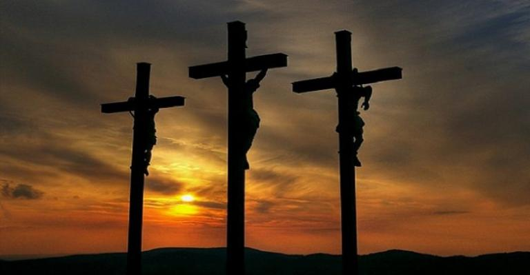 A Reflection Upon Three Crosses
