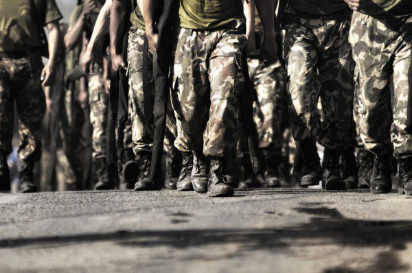 soldiers iStock_000035759694