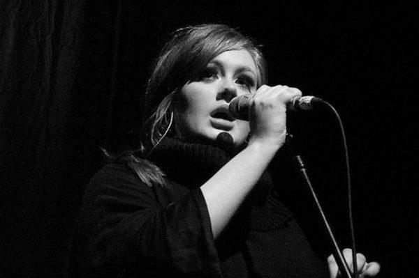 Adele Flickr