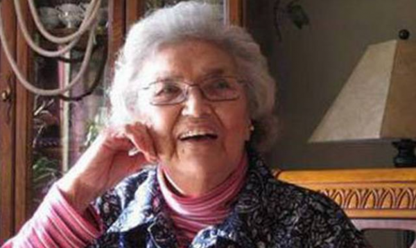 Lena Andree, Todd Palin's grandmother Tom Kizzia / Anchorage Daily News