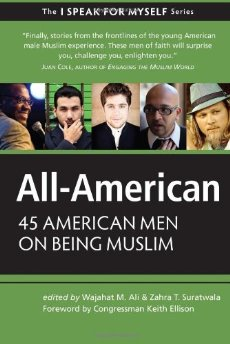 Aziz is a contributor to I Speak for Myself volume 2: All-American (45 American men on being Muslim)
