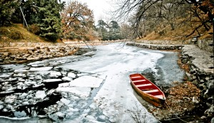 thawing creek