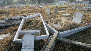 Holt Cemetery, New Orleans (photo from Associated Press)