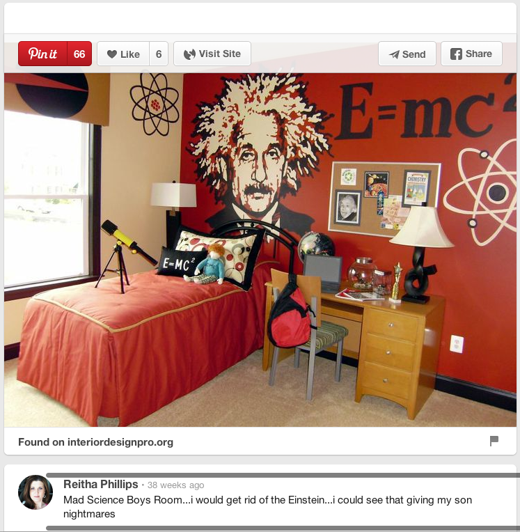 Einstein Room