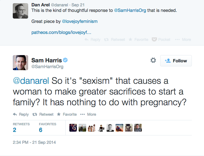 Sam Harris