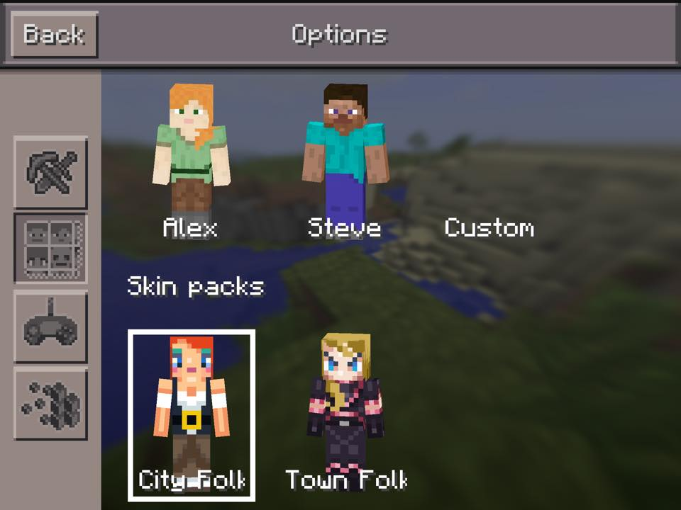What S Wrong With Minecraft S New Pocket Edition Skins Libby Anne