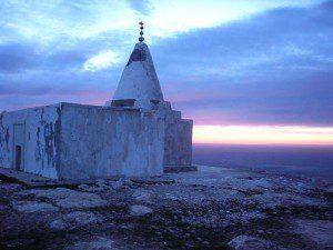 Yazidi Temple in the Sinjar Mountains