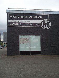 Mars Hill Church (Seattle)